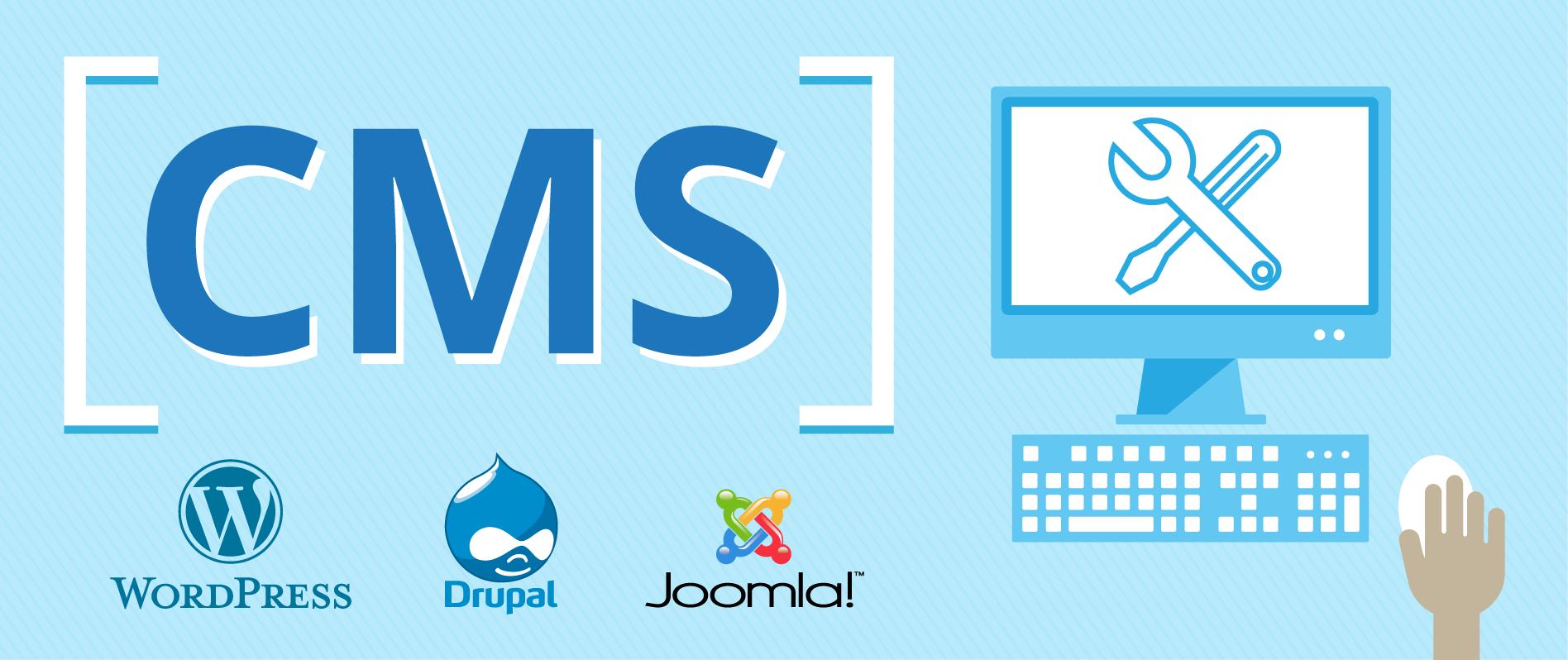 Top 5 hệ thống CMS chuyên nghiệp dành cho Freelancer