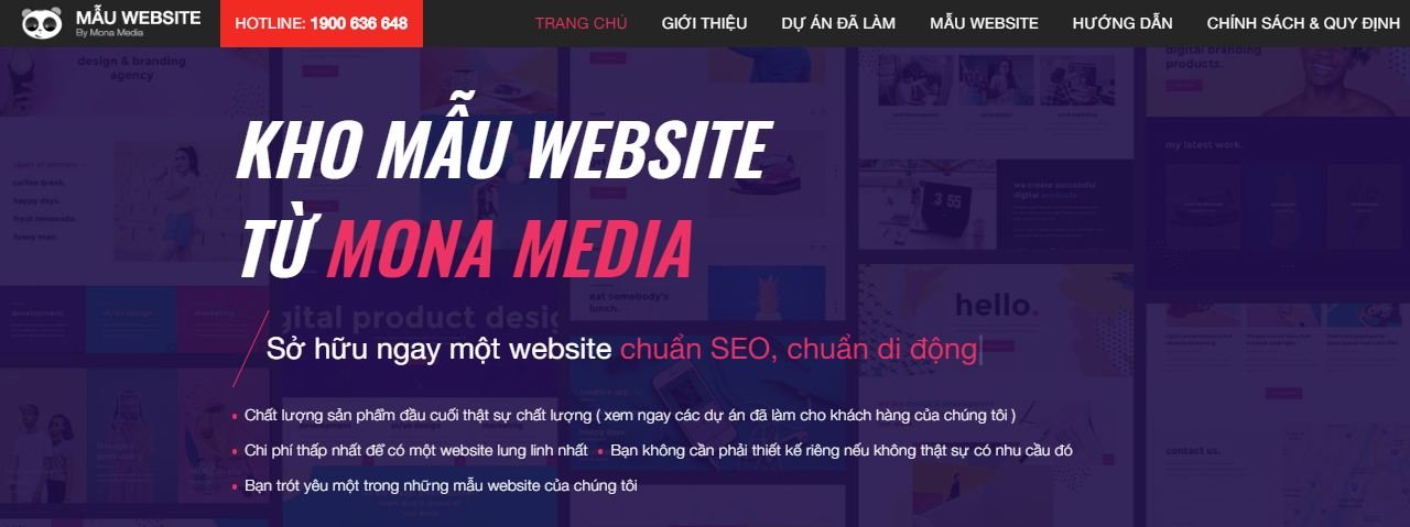 Top 10 website bán theme cms - mauwebsite.vn