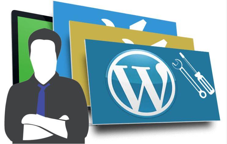 Chọn khóa học lập trình WordPress.