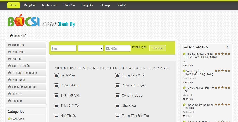 Bacsi.com là trang tin tức về chăm sóc và cải thiện sức khỏe, đời sống, làm đẹp