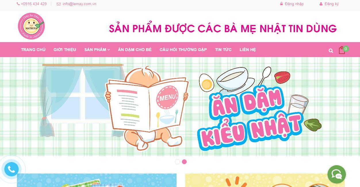 Matsuya - website chia sẻ kiến thức chăm sóc sức khỏe cho trẻ