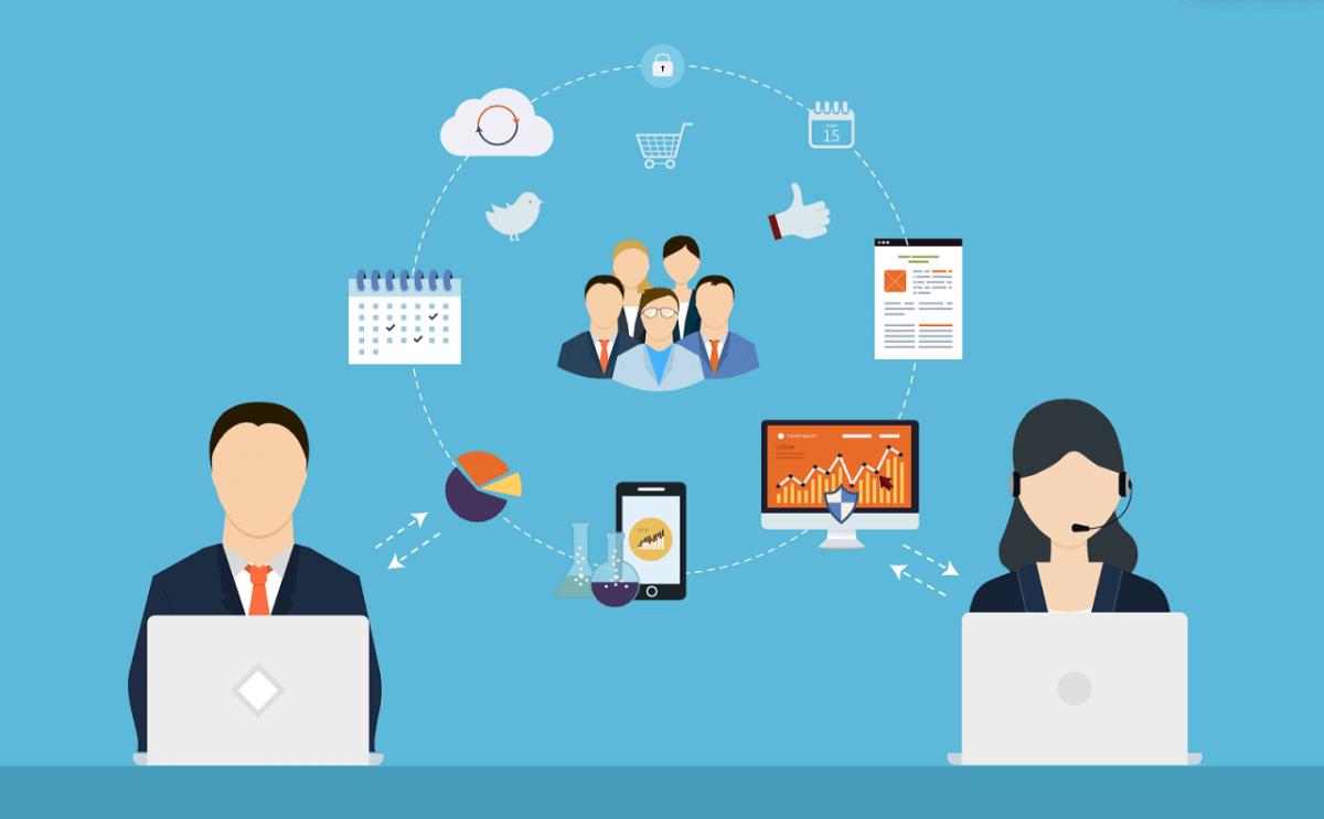 Sử dụng phần mềm quản lý khi nhân viên làm việc kém hiệu quả