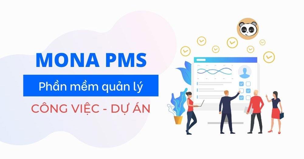 Mona PMS- Phần mềm tính lương và quản lý nhân sự