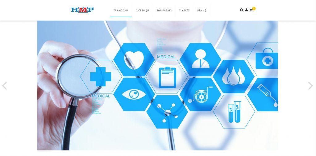 Công ty CP vật tư y tế Hà Nội medical